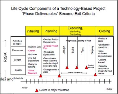 IT Project Management Software | Project Structure